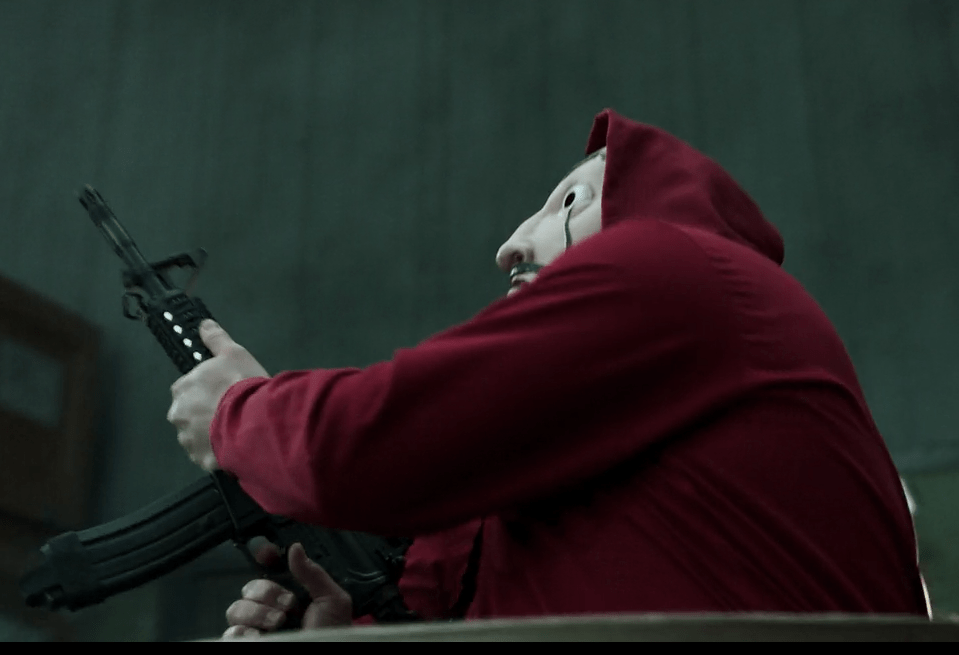 Screen Shot 37 Pm Streaming La Casa De Papel