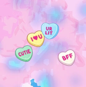 Snapchat Map Turned Pink For Valentine's Day!
