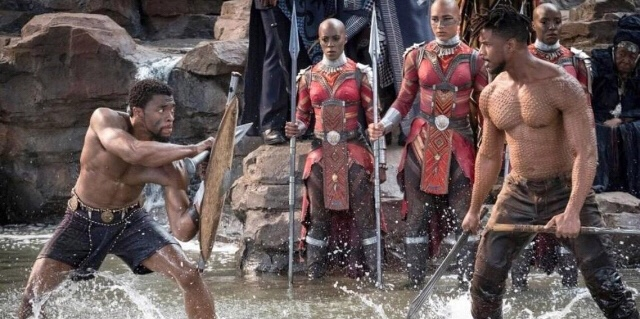 Will Black Panther be on Hulu?