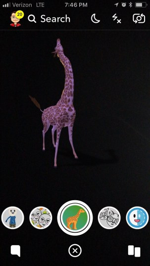 What is the Song on The Giraffe Snapchat Filter?