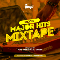 Pope Dablack X Dj Davisy - 2019 Major Hit Mixtape