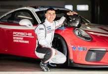 Ayhancan Guven artık Porsche takiminda