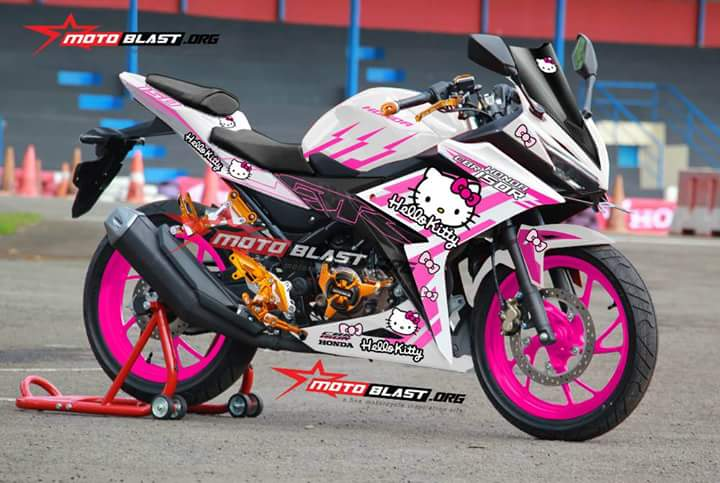 Modifikasi All New CBR 150R 2016  otobalancing