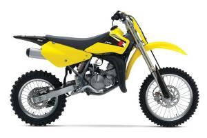 Suzuki Pertimbangkan Dua Tipe mesin untuk Motor Trailnya…!!!
