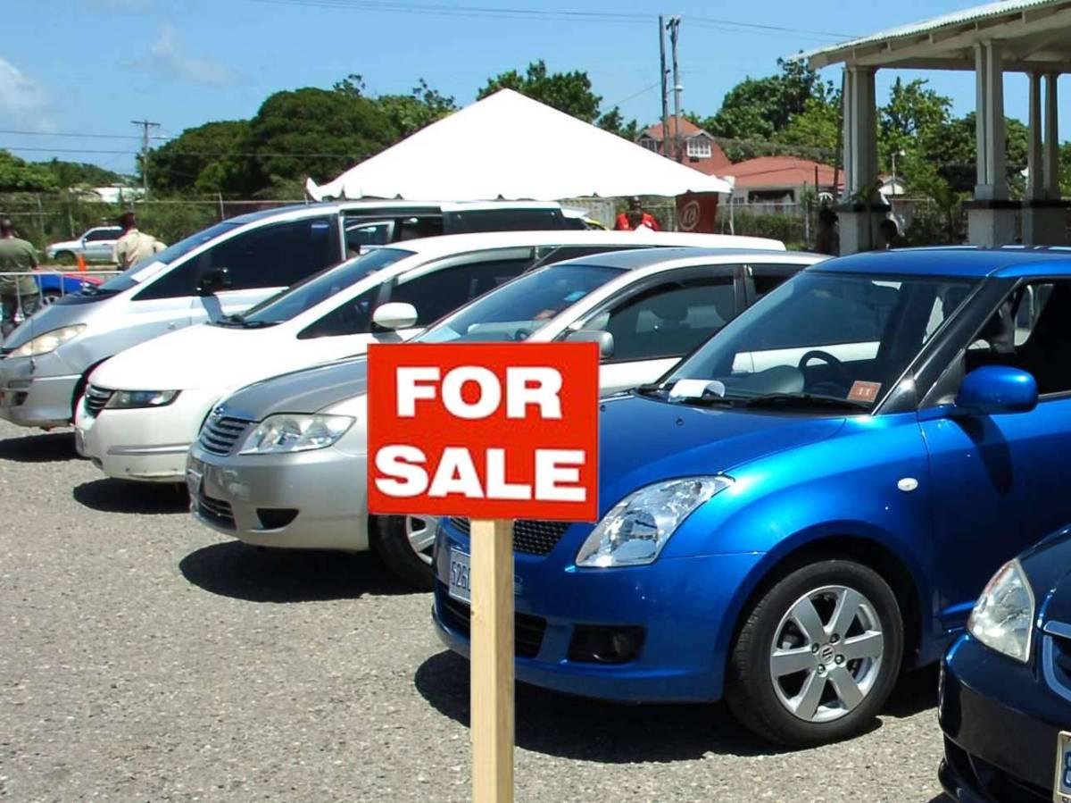 Daftar Mobil Bekas Yang Laris di Toko Online...!!!