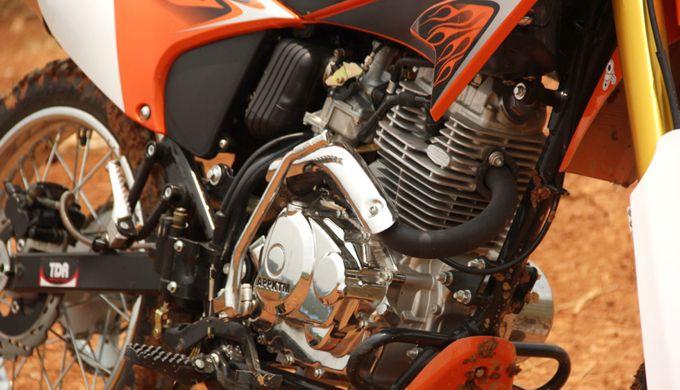 Produk Motor Trail APP KTM Terbaru
