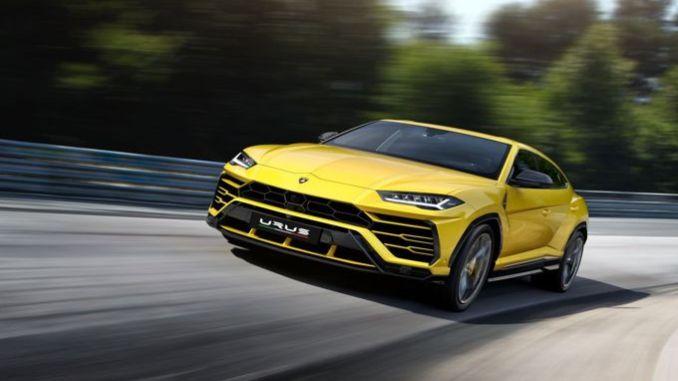 Mobil Lamborghini Urus Bertenaga Hybrid Seharga 2,7 miliar