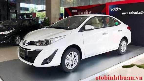 Gia xe Vios tai Toyota Tay Ninh otobinhthuan vn