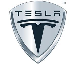 Logo Hang xe Tesla otobinhthuan vn