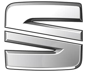 Logo hang xe Seat