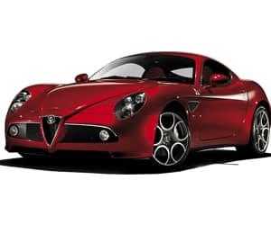 Logo hang xe oto Alpfa Romeo otobinhthuan vn