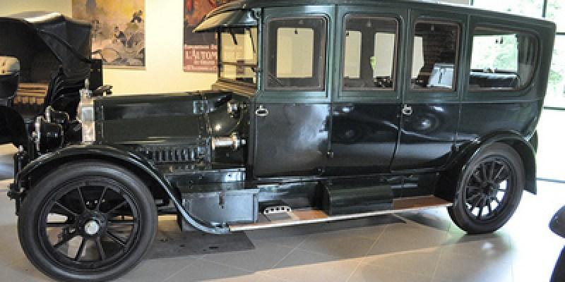 Cadillac Model 51