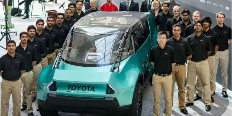 "FIRST LOOK | Toyota uBox Concept: ""We Can Make It!"""