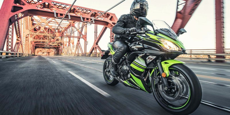 "FIRST LOOK | Kawasaki Ninja 650 (2017): ""The Art Of Legacy"""