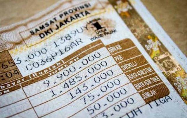 Hingga Akhir Tahun, Banten Bebaskan Pajak Kendaraan Bermotor