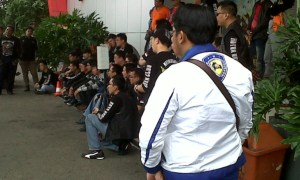 Road Safety Campaign IMI Sumsel