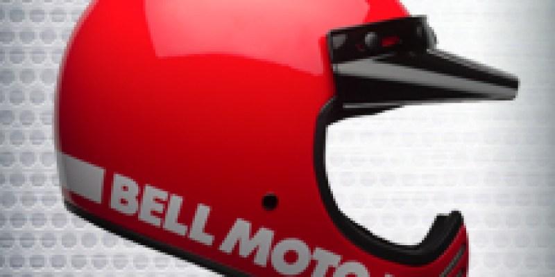 Bell Helmet MOTO III