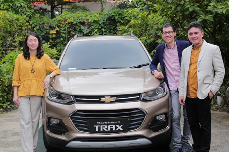 Senjata Awal Chevrolet Indonesia Buka Tahun 2018 Trax