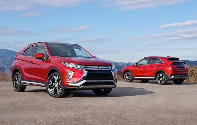 Mitsubishi Eclipse Cross Siap Meluncur Minggu Depan