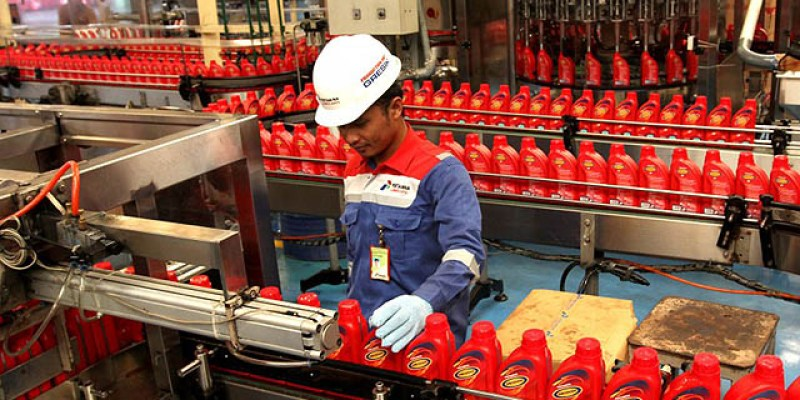Optimisme Pertamina Lubricants Tembus Pasar Global