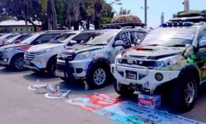 TeRuCi Festival 2018, Banjir Toyota Rush dan Daihatsu Terios di Ancol