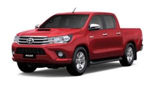 Toyota Hilux D Cab