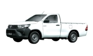 Toyota Hilux S Cab