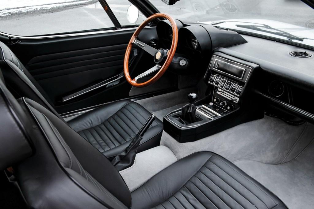 Klasik dan Langka: Alfa Romeo Montreal 1970