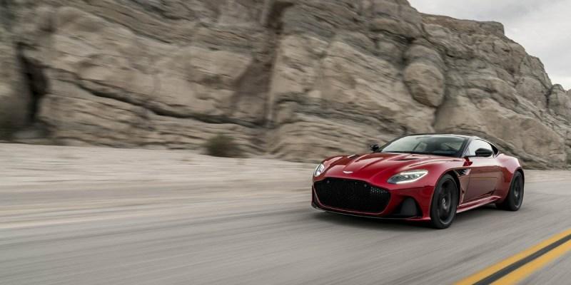 Aston Martin DBS Superleggera, Sudah Nekat Tantang Ferrari