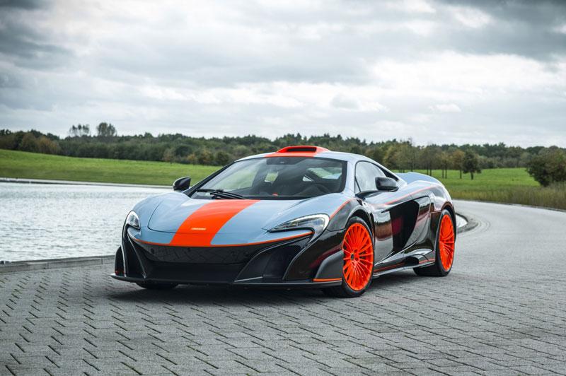McLaren 675LT Racikan MSO Ini Bersolek Hingga 1000 Jam