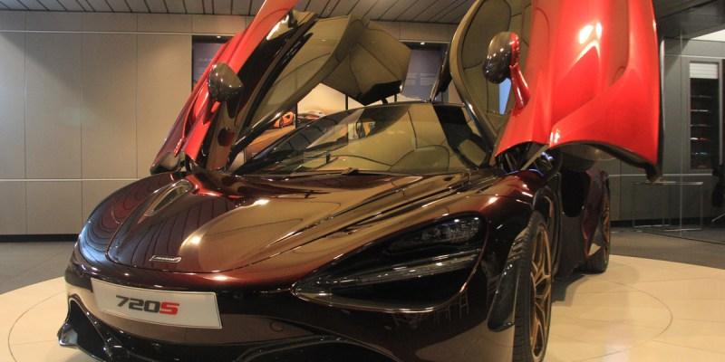 McLaren 720S Velocity Ini Jatah Konsumen Indonesia