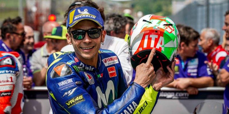 Hasil Kualifikasi MotoGP Italia 2018: Valentino Rossi Kuasai Lagi Mugello