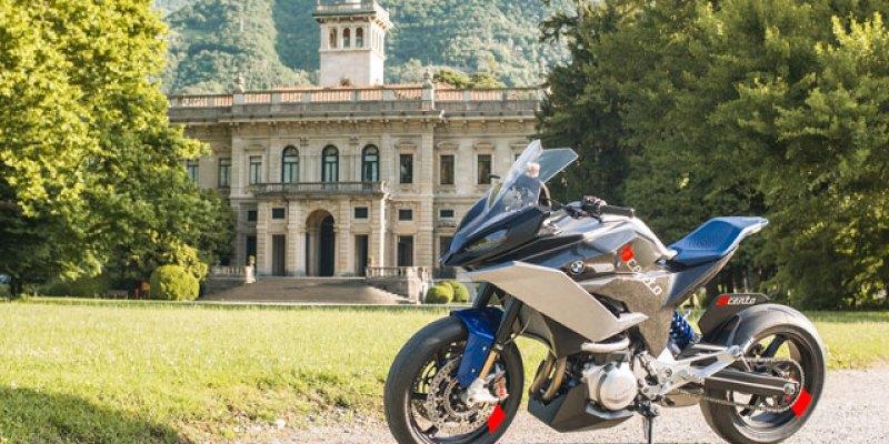 BMW Concept 9cento di Concorso d'Eleganza Villa d'Este 2018