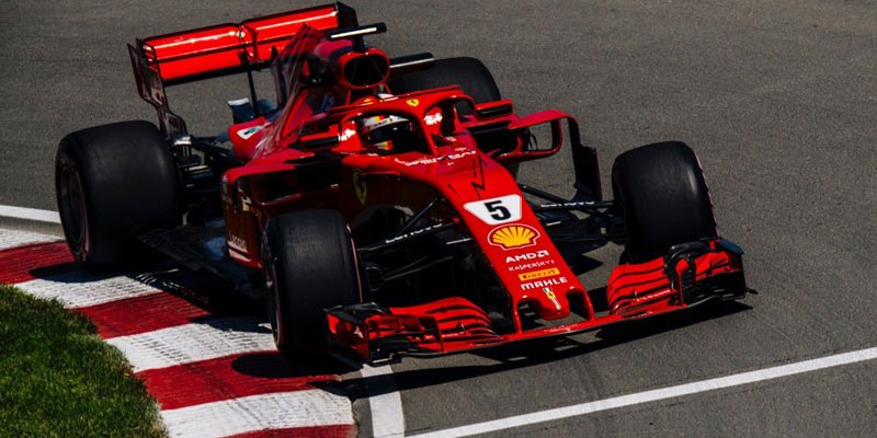 Kualifikasi F1 Kanada 2018 : Akhirnya Ferrari!