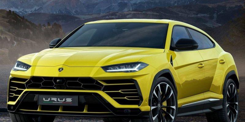 Lamborghini Urus Meluncur di Jakarta, Tantang Bentayga dan Levante