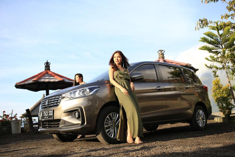 All New Suzuki Ertiga Siap Diekspor 12.000 Unit
