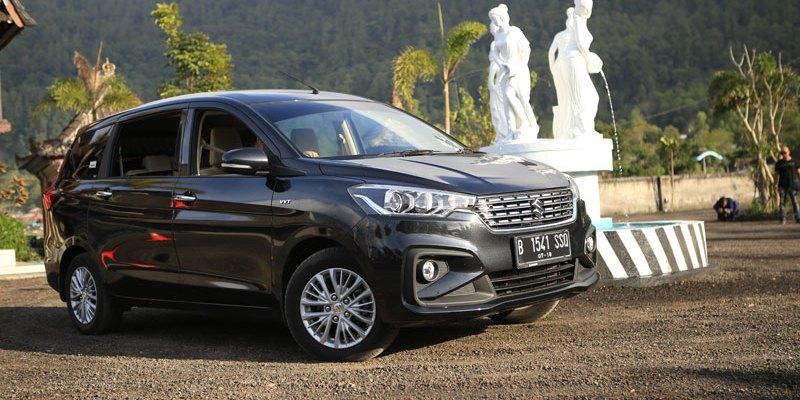 All New Suzuki Ertiga Menjelajah Keindahan Bali