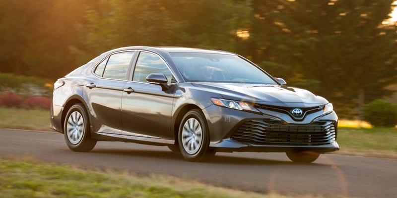 Toyota Camry Kembali Ke Eropa Barat Setelah Absen 14 Tahun
