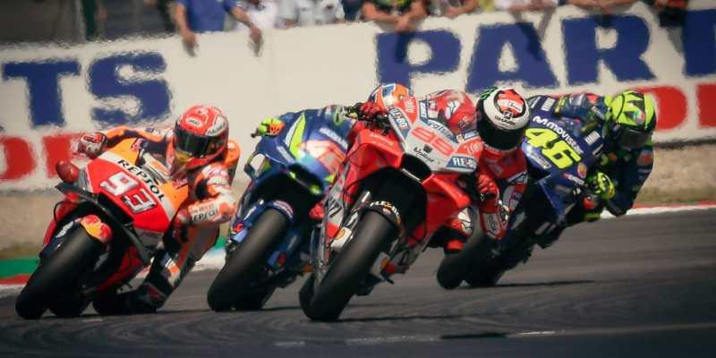 Seru dan Menegangkan, Marquez Menangi GP Belanda