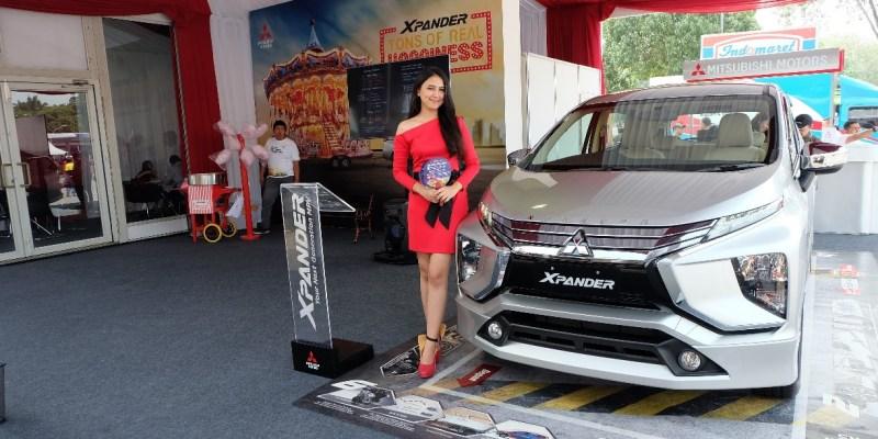 Mitsubishi Xpander Bersiap ToRH 9 Kota