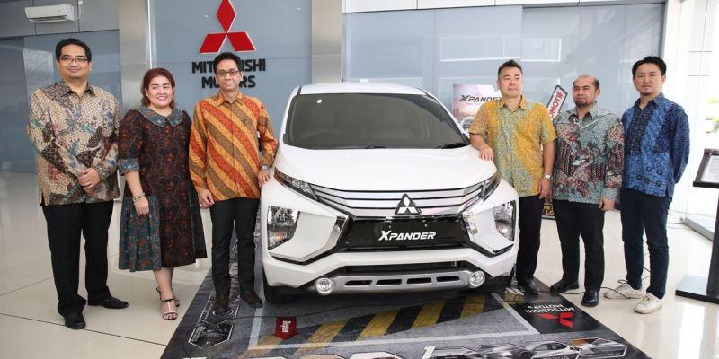 Jurus Mitsubishi Perkuat Jalur Lintas Sumatera