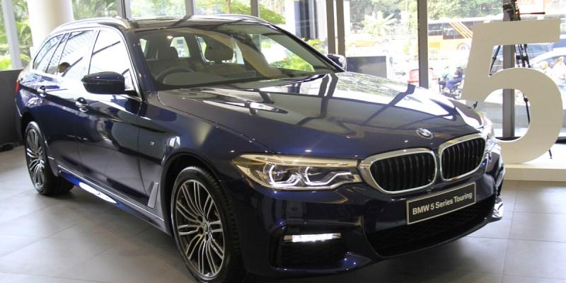 BMW Group Indonesia Raih Penjualan Positif di 2018