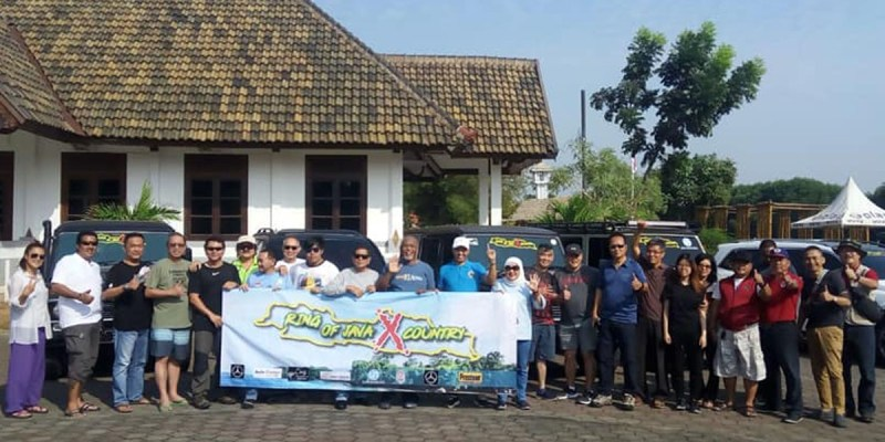 Ring of Java X-Country Lanjut ke Kota Malang