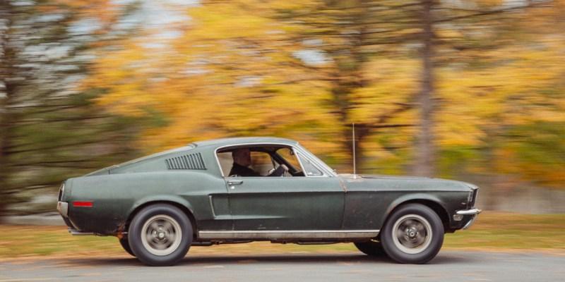 Ford Mustang 'Bullitt' 1968 Pasti Ditawar di Goodwood