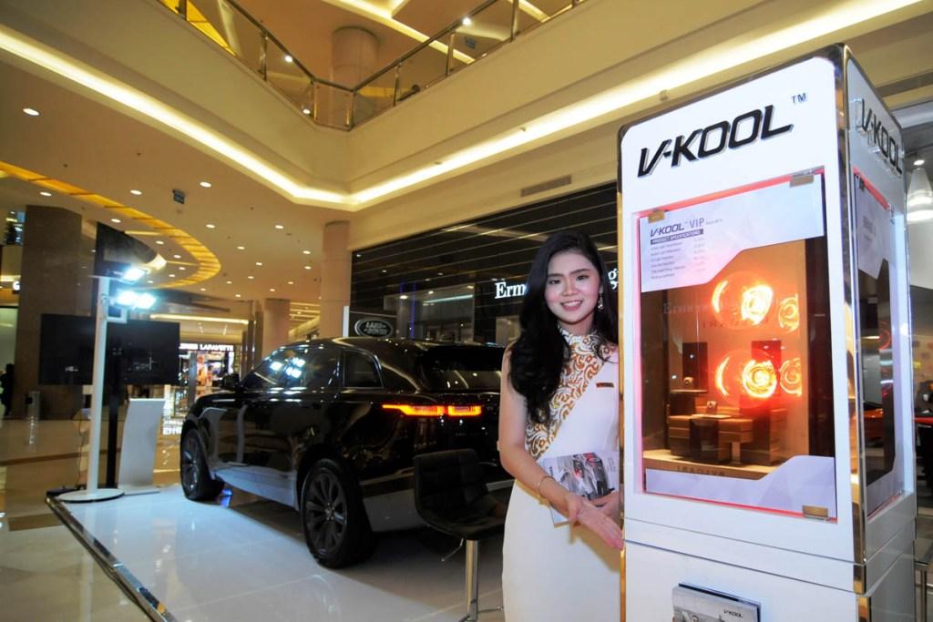 Gelar Pameran, V-KOOL Tawarkan Program Menarik Buat Konsumen