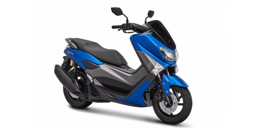 Yamaha Nmax 'facelift' Belum Muncul, Warna Merah Doff Kembali