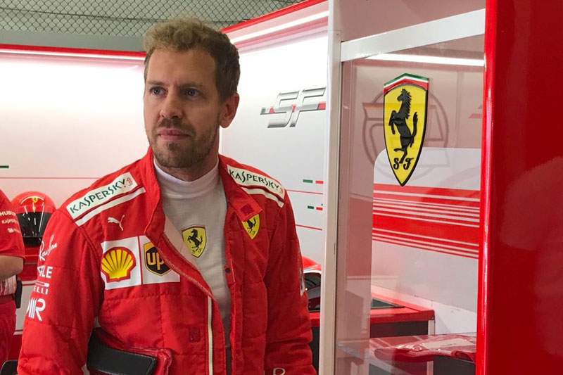 Hasil Kualifikasi F1 Austria 2018: Vettel Dipaksa Mundur