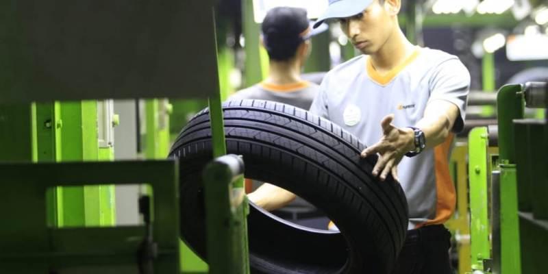 Seperti Ini Fasilitas Hankook Tire di Indonesia