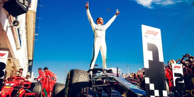 Hamilton Menangi F1 Hongaria 2018
