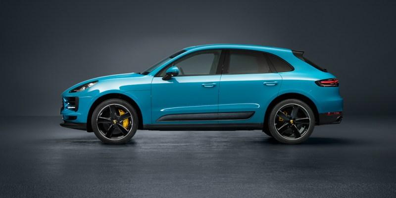 New Porsche Macan, Nyentrik di Shanghai